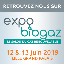EXPLORAIR expose au Salon EXPOBIOGAZ 2019 à Lille